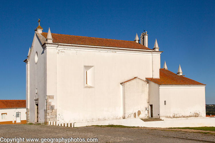 Church of Igreja de Santo António, Saint Anthony, Alvito, Baixo Alentejo, Portugal, southern Europe