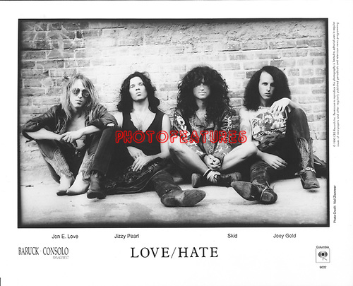 Love/Hate..photo from promoarchive.com/ Photofeatures....