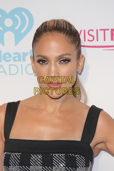 MIAMI BEACH, FL - June 28: Jennifer Lopez on the red carpet of the iHeart Radio Ultimate Pool Party Presented by Visit Florida at Fontainebleau Miami Beach, June 28, 2014. <br /> CAP/MPI/RTNGIL<br /> &copy;RTNGIL/MPI/Capital Pictures