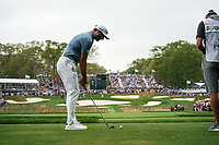 during the final round at the PGA Championship 2019, Beth Page Black, New York, USA. 19/05/2019.<br /> Picture Fran Caffrey / Golffile.ie<br /> <br /> All photo usage must carry mandatory copyright credit (© Golffile | Fran Caffrey)
