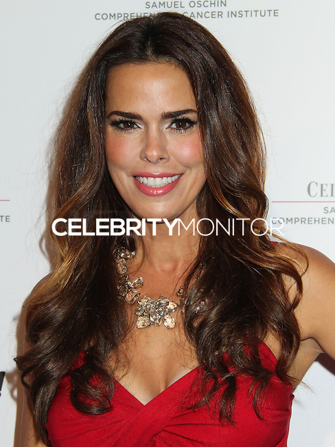 BEVERLY HILLS, CA, USA - MAY 31: Rosa Blasi at the 10th Anniversary What A Pair! Benefit Concert to support breast cancer research and education programs at the Cedars-Sinai Samuel Oschin Comprehensive Cancer Institute at the Saban Theatre on May 31, 2014 in Beverly Hills, California, United States. (Photo by Celebrity Monitor)