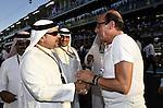 King Salman bin Hamad bin Isa Al Khalifa - Shaikh Mohammed bin Essa Al Khalifa <br />  Foto &copy; nph / Mathis