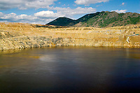 The Berkeley Pit is the only Superfund toxic site turned tourist site