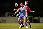 BRISBANE, AUSTRALIA - MAY 27:  during the FFA Cup Round 6 match between Olympic FC and Palm Beach SC at Goodwin Park on May 27, 2019 in Brisbane, Australia. (Photo by Patrick Kearney)