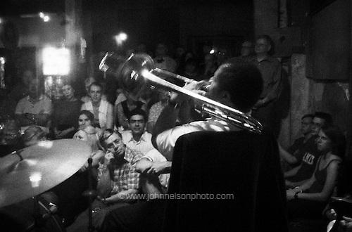 Preservation Jazz Hall, New Orleans