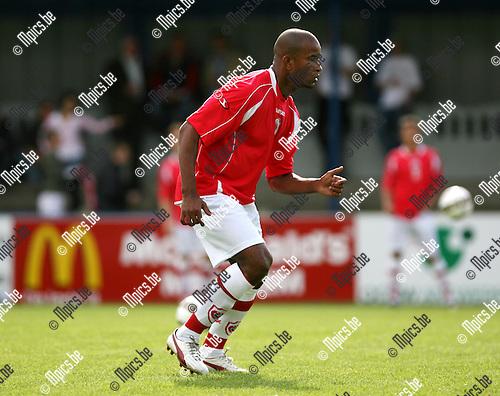 2009-07-18 / Seizoen 2009-2010 / Voetbal / R. Antwerp F.C. / Ray Frankel..Foto: Maarten Straetemans (SMB)