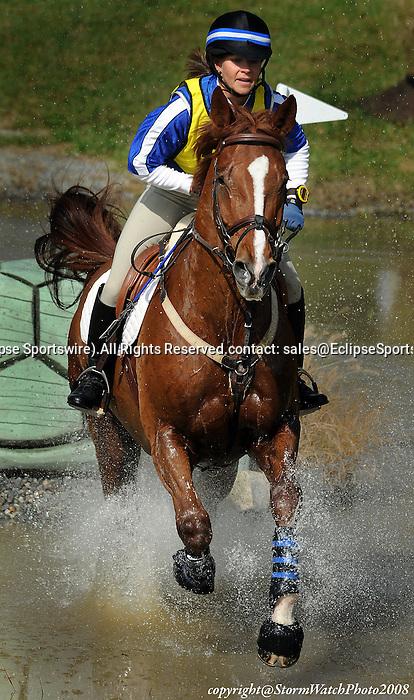 Equestrian Oct 18 Fair Hill International Cross Country
