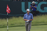 Steve Stricker (USA) on the 6th green during Saturday's Round 3 of the 117th U.S. Open Championship 2017 held at Erin Hills, Erin, Wisconsin, USA. 17th June 2017.<br /> Picture: Eoin Clarke | Golffile<br /> <br /> <br /> All photos usage must carry mandatory copyright credit (&copy; Golffile | Eoin Clarke)