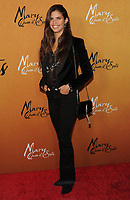 NEW YORK, NY - December 4: Sara Sampaio attends the 'Mary Queen of Scots' New York Premiere at the Paris Theater on December 4, 2018 in New York City.<br /> CAP/MPI/JP<br /> &copy;JP/MPI/Capital Pictures