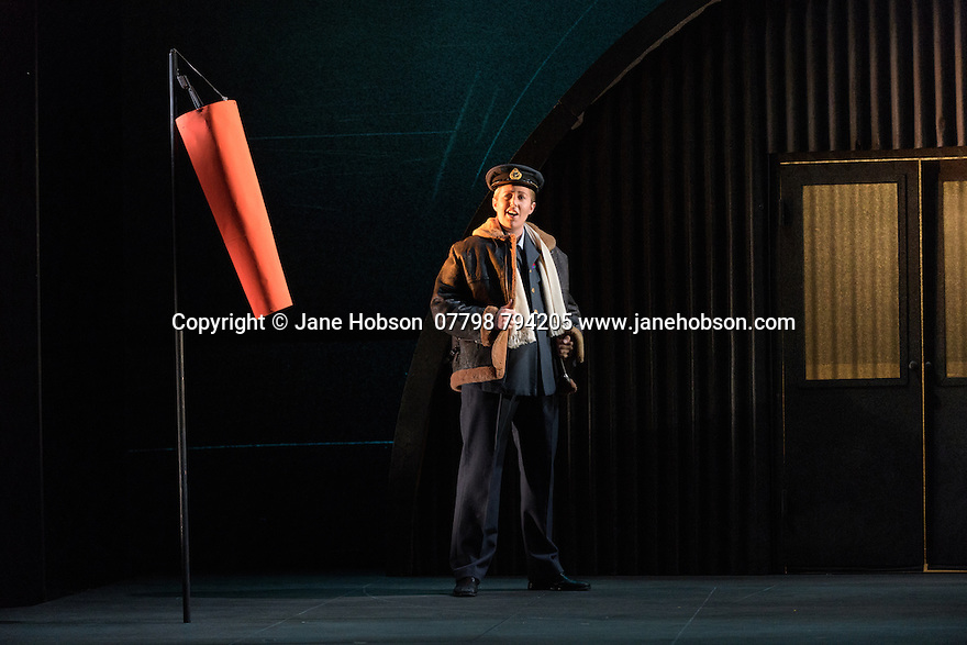 English Touring Opera presents XERXES, by George Frideric Handel, at the Hackney Empire, prior to setting off on a UK tour. Picture shows: Julia Riley (Xerxes)