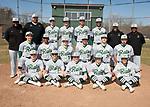 4-3-19, Huron High School varsity baseball team