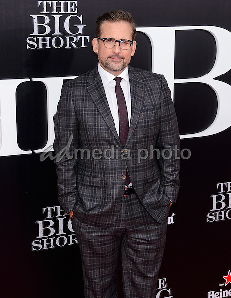"November 23, 2015 - New York, NY -  ""The Big Short"" New York Premiere. Photo Credit: Mario Santoro/AdMedia"