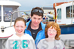 Shannon Horgan, Paula Murphy and Ellen Murphy Caherciveen at the boat show at Caherciveen Marina on Saturday   Copyright Kerry's Eye 2008