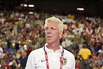 30 June 2007: U.S. head coach Thomas Rongen. At Le Stade Olympique in Montreal, Quebec, Canada. South Korea's Under-20 Men's National Team played the United States' Under-20 Men's National Team to a 1-1 draw in a Group D opening round match during the FIFA U-20 World Cup Canada 2007 tournament.