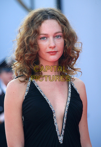 "CHRISTINA CAPOTONDI.""Inland Empire"" Premiere during The 63rd International Venice Film Festival held at Palazzo del Cinema, Lido, Venice, Italy, 06 September 2006..half length black dress plunging neckline.Ref: ADM/ZL.www.capitalpictures.com.sales@capitalpictures.com.©Zach Lipp/AdMedia/Capital Pictures."