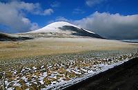 Europe/France/Auvergne/63/Puy-de-Dôme/Parc Naturel Régional des Volcans/Monts Dores: Premiers frimas au col de la Croix Saint-Robert