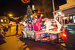 Annual Sutter Creek Parade of Lights founded by community member Toni Lindsey. The annual parade packs the town and is very colorful with each parade entry colorfully light with LED lighting.