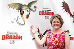 US producer Bonnie Arnold arrives at the USA/LA premiere of Dreamworks Animation's 'How To Train Your Dragon' held at the Gibson Amphitheatre at Universal City in Los Angeles on March 21, 2010. The movie is set in the mythical world of burly Vikings and wild dragons and will be released in the US March 26, 2010..Photo by Nina Prommer/Milestone Photo