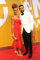 www.acepixs.com<br /> June 26, 2017  New York City<br /> <br /> Rosalyn Gold-Onwude and Drake  attending the 2017 NBA Awards live on TNT on June 26, 2017 in New York City.<br /> <br /> Credit: Kristin Callahan/ACE Pictures<br /> <br /> <br /> Tel: 646 769 0430<br /> Email: info@acepixs.com