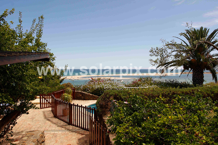 **ALL ROUND EXCLUSIVE PICTURES FROM SOLARPIX.COM**.**WORLDWIDE SYNDICATION RIGHTS EXCEPT FOR PORTUGAL AND SPAIN** **NO PUBLICATION IN PORTUGAL OR SPAIN**.The wife of French businessman and politician Yves Galland is not one for a fright. The couple were at home in Cacela, Vila Real de Santo Antonio, Algarve, Portugal, with a friend, when the Portuguese authorities entered the property, around 4.30 in the morning of July 30. The authorities were after a group of drug traffickers who had just unloaded three tones of hashish on the beach, close to the home and it was suspected that they had hidden the haul in the Galland's property. 6 August 2009..This pic: Yves Galland property..JOB REF: 9710 NPP     DATE: 06_08_2009.**MUST CREDIT SOLARPIX.COM OR DOUBLE FEE WILL BE CHARGED**.**MUST NOTIFY SOLARPIX OF ONLINE USAGE**.**CALL US ON: +34 952 811 768 or LOW RATE FROM UK 0844 617 7637**