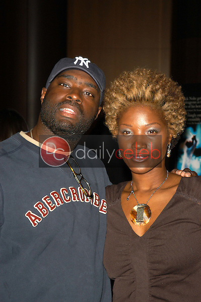 Antwone Fisher and Yolanda Ross
