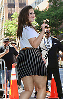 Ashley Graham at AOL 072617