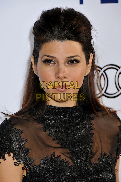"MARISA TOMEI.AFI Fest 2008 Screening of ""The Wrestler"" at Grauman's Chinese Theatre, Hollywood, California, USA..November 6th, 2008.headshot portrait black sheer .CAP/ADM/BP.©Byron Purvis/AdMedia/Capital Pictures."
