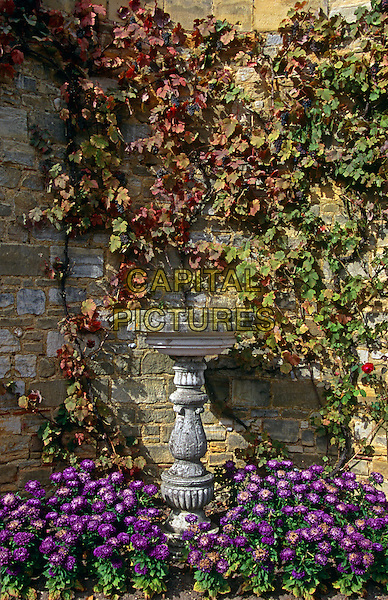 Part of the Italian Garden, Hever Castle, near Edenbridge, Kent, England