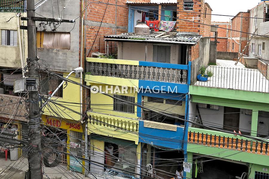 Favela Paraisopolis. Sao Paulo. 2019. Foto de Marcia Minillo.