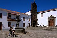 Spanien, Kanarische Inseln, La Palma,  Santa Cruz, Iglesia de San Francisco