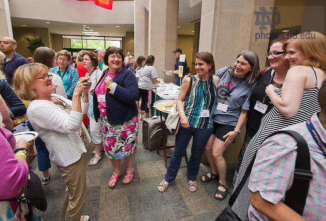June 1, 2013; 2013 Reunion: Women Connect<br /> <br /> Photo by Matt Cashore/University of Notre Dame