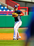 3 March 2009: Washington Nationals' shortstop Ian Desmond in action against Italy during a Spring Training exhibition game at Space Coast Stadium in Viera, Florida. The Nationals defeated Italy 9-6. Mandatory Photo Credit: Ed Wolfstein Photo