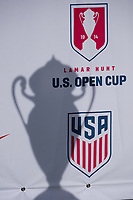 Harrison, NJ - Friday Sept. 01, 2017: US Open Cup prior to a 2017 FIFA World Cup Qualifier between the United States (USA) and Costa Rica (CRC) at Red Bull Arena.