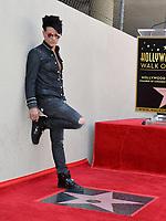 Criss Angel at the Hollywood Walk of Fame Star Ceremony honoring illusionist Criss Angel. Hollywood Boulevard, Los Angeles, USA 20 July 2017<br /> Picture: Paul Smith/Featureflash/SilverHub 0208 004 5359 sales@silverhubmedia.com