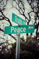 Truth and Peace Abound