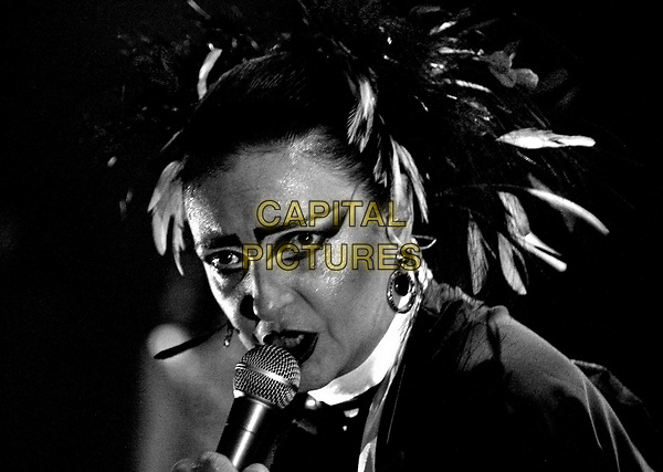 SIOUXSIE SIOUX.perform live for The VH1 Classics, a Night with Siouxsie held at The House of Blues in Anaheim, California .September 19, 2004.headshot, portrait, stage, concert, music, live, singing, make-up, the banshees.www.capitalpictures.com.sales@capitalpictures.com.Copyright by Debbie VanStory