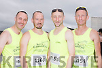 Fitness<br /> ---------<br /> Club members L-R Tommy Commane, Greg McNamara, Fozzy Forristal and Chris Grayson.
