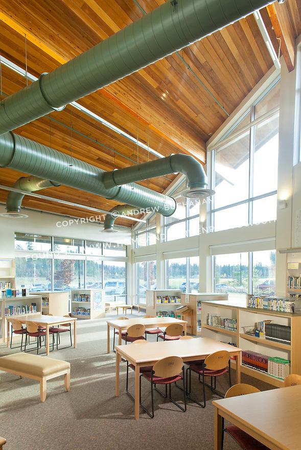 Eismann Elementary, Bonney Lake, WA;