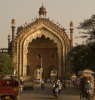 Rumi Gate in Lucknow.