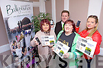 Launching the Destination Ballybunion new App were: Joanne Kelly Walsh (Secretary), Pat Diggins, Isabella O'Mahony and Martina Morgan Carr from The Prominade Hotel