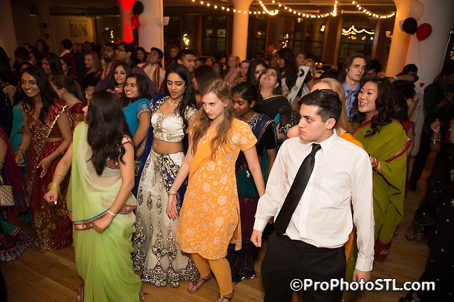 St. Louis University Indian Student Association 2014 gala.