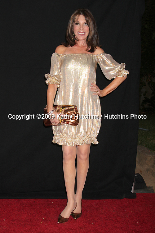 Kate Linder.2009 Evening with the Stars Celebrity Gala for the Desi Geestman Foundation.Gilmore Adobe at Farmer's Market.Los Angeles,  CA.October 10,  2009.©2009 Kathy Hutchins / Hutchins Photo.