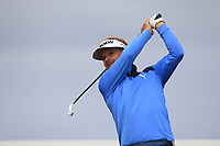 Soren Kjeldsen (DEN) on the 6th tee during Round 3 of the Dubai Duty Free Irish Open at Ballyliffin Golf Club, Donegal on Saturday 7th July 2018.<br /> Picture:  Thos Caffrey / Golffile