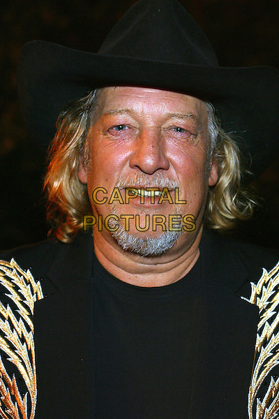 JOHN ANDERSON.The 44th Annual ASCAP Country Music Awards held at the Ryman Auditorium, Nashville, Tennessee, USA, .23 October 2006..portrait headshot cowboy hat.Ref: ADM/RR.www.capitalpictures.com.sales@capitalpictures.com.©Randi Radcliff/AdMedia/Capital Pictures.