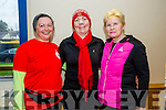 1 year anniversary awards and celebration of ParkRun Tralee in the Brandon Hotel on Saturday. Pictured  Margaret Wharton, Teresa Grimes and Joan Keane, from Tralee and Listowel