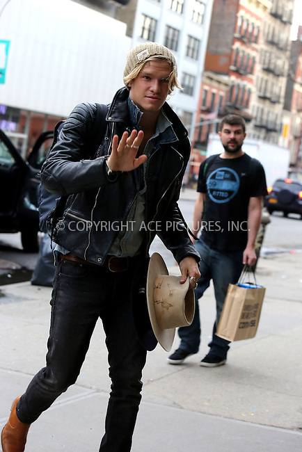 WWW.ACEPIXS.COM<br /> <br /> April 2 2015, New York City<br /> <br /> Singer Cody Simpson arrives at his Soho apartment on April 2 2015 in New York City<br /> <br /> By Line: Philip Vaughan/ACE Pictures<br /> <br /> ACE Pictures, Inc.<br /> tel: 646 769 0430<br /> Email: info@acepixs.com<br /> www.acepixs.com