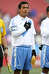 Julio Girón, captain of Guatemala, announced his international retirement after the game on Sunday, February 19th, 2005 at Pizza Hut Park in Frisco, Texas. The United States Men's National Team defeated Guatemala 4-0 in a men's international friendly.