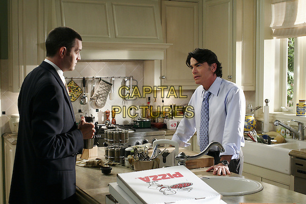 "TIMOTHY OMUNDSON & PETER GALLAGHER.in The O.C..""The Aftermath"" .*Editorial Use Only*.www.capitalpictures.com.sales@capitalpictures.com.Supplied by Capital Pictures."