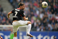 FUSSBALL   1. BUNDESLIGA   SAISON 2013/2014   9. SPIELTAG Hamburger SV - VfB Stuttgart                               20.10.2013 Martin Harnik (VfB Stuttgart)