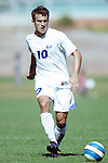 08 Oct 2006,  Dado Hamzagic of SLU.  The St. Louis University Billikens defeated Fordham by a score of 1-0 in a regular season Atlantic 10 Conference match at Robert R. Hermann Stadium, St. Louis, Missouri.